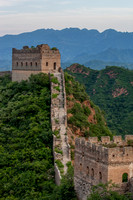 Great Wall of China (Jinshanling Section)